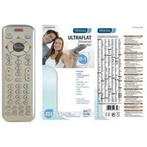 TÉLÉCOMMANDE TV Telecommande universelle 12 en 1 ur12 pour audi…