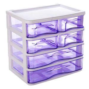 boite de rangement plastique avec tiroir achat vente boite de rangement plastique avec. Black Bedroom Furniture Sets. Home Design Ideas