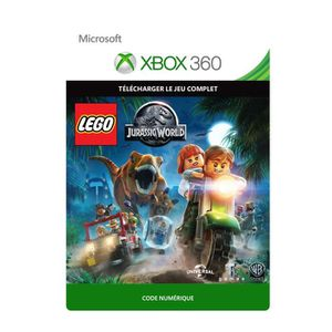 JEU XBOX 360 À TÉLÉCHARGER Lego Jurassic World Jeu Xbox 360 à télécharger