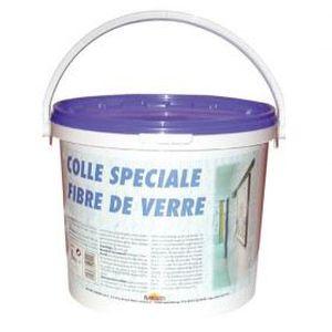 COLLE - PATE FIXATION Colle fibres de verre - 8 Kg