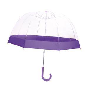 PARAPLUIE Jeux 2 Mômes - Parapluie Dôme Enfant Transparent -
