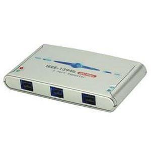 HUB LINDY Hub FireWire - 3 ports IEEE1394b