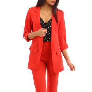 Veste femme la modeuse - Achat   Vente pas cher 2243cac9231