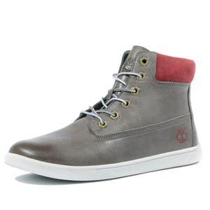 MOCASSIN Groveton Hiker Garçon Chaussures Gris Timberland