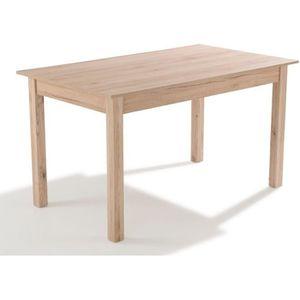 TABLE À MANGER SEULE NOSA Table à manger - Bois - L 138,5 x P 80 x H 76