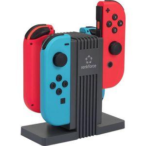 STATION D'ACCUEIL Station de charge pour manette Nintendo Switch Ren