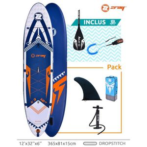 STAND UP PADDLE Zray Stand up Paddle Gonflable Sup X-Rider Epic X3