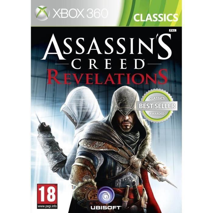 Assassin's Creed Classics Revelations Jeu XBOX360
