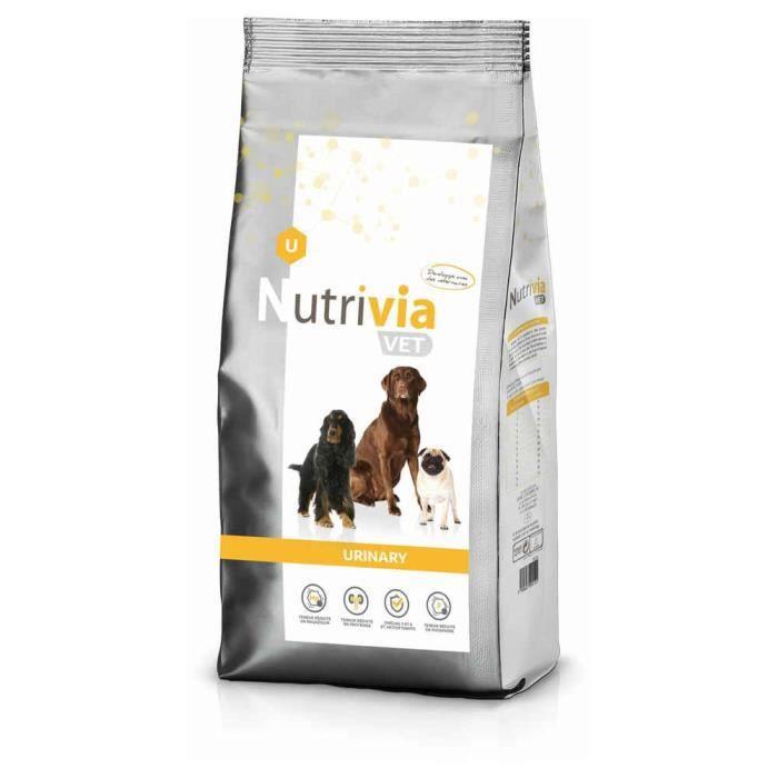 Nutrivia Vet - Croquettes Urinary Pour Chiens 8kg
