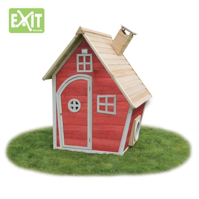 Maisonnette enfant fantasia achat vente maisonnette for Maison plein air enfant
