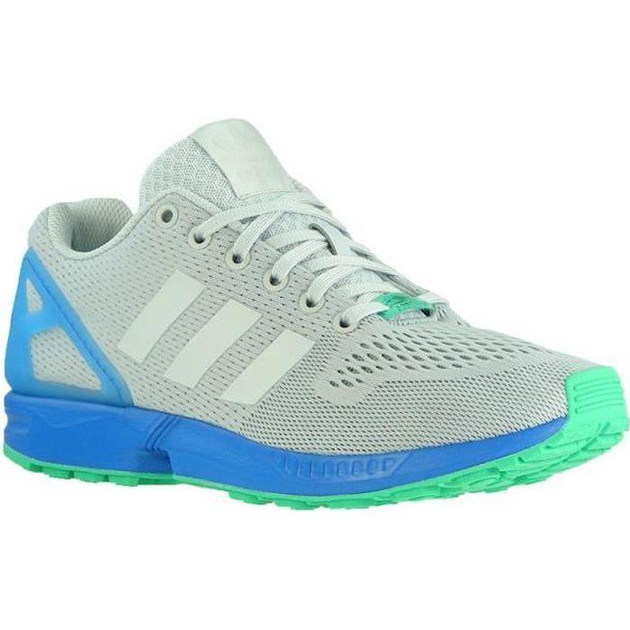 adidas AF6319 Gris Flux Hommes ZX Chaussures 1HxrqF1U