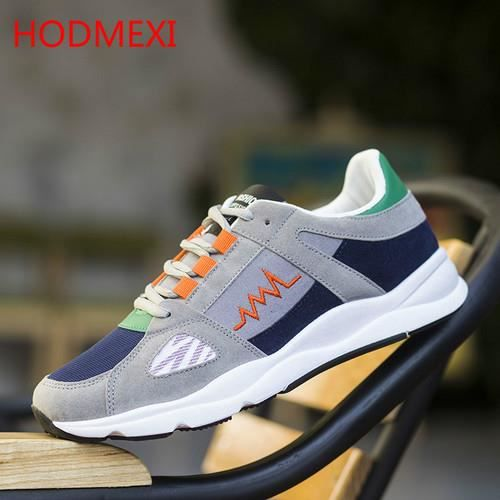 Casual-Mode Chaussures Basket Homme Chaussure H... vi7kPC