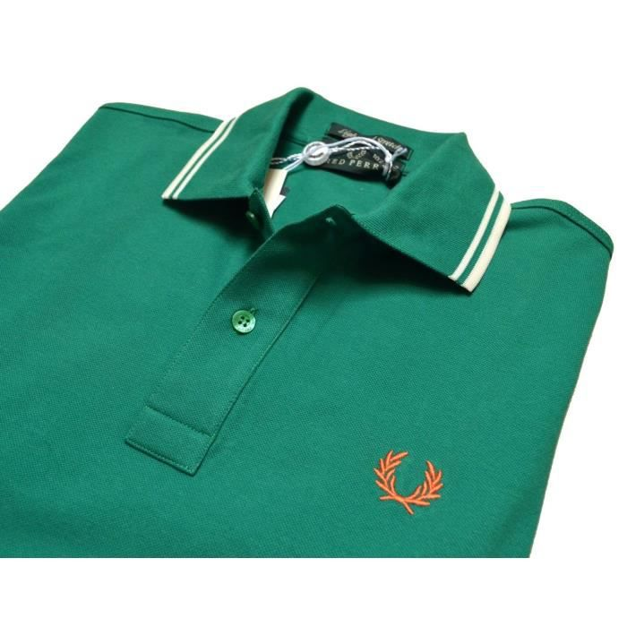 POLO POLO FRED PERRY STRETCH SLIM FIT