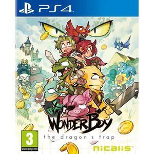 JEU PS4 Wonder Boy - The Dragon's Trap Jeu PS4