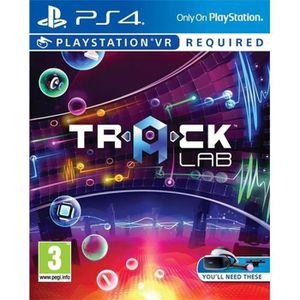 JEU PS VR TrackLab Jeu VR