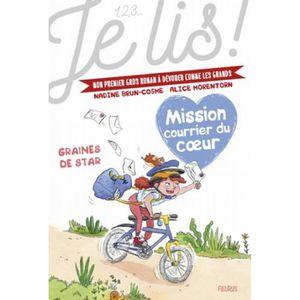 Livre 6-9 ANS Mission courrier du coeur. Tome 1, Graines de star