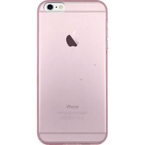 BIGBEN CONNECTED Coque Rigide iPhone 6 / 6S - Translucide Rose Fluo
