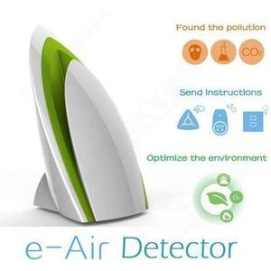 PACK DOMOTIQUE A1 E-Air Smart Détecteur de qualité d'air contrôle
