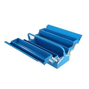 BOITE A OUTILS Caisse outils rangement 3 tiroir 5 compartiments @