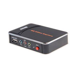 ADAPTATEUR ACQUISITION Adaptateur Acquisition Audio - Video - Video Captu