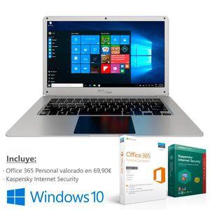 ORDINATEUR PORTABLE Ordinateur portable Billow Xnb100pros Intel Z8350