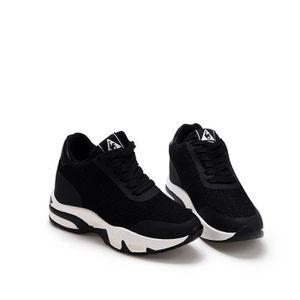 Gym Baskets Course Fitness Femme 34 Sport Air Chaussures De Noir wXiOkPZuT