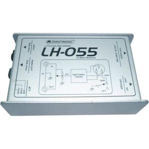 BOITIER DE DIRECT Boîte de direct passive Omnitronic LH-055