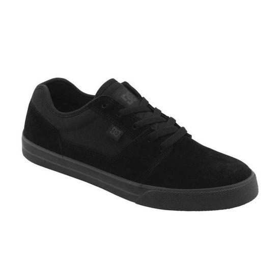 DC Noir shoes TONIK SHOE Noir Noir DC - Achat / Vente basket 64324d