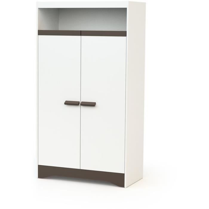 AT4 Cotillon Armoire - Taupe