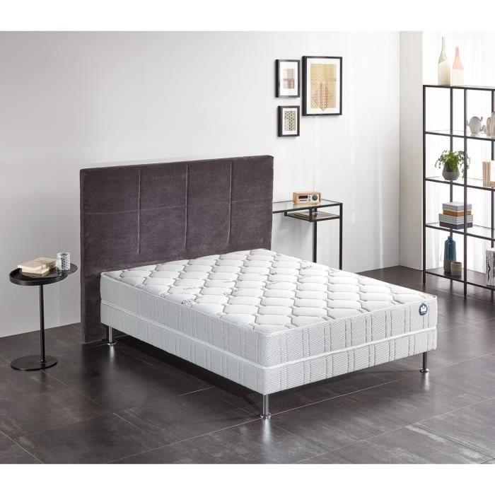 lit ensemble sommier et matelas bultex. Black Bedroom Furniture Sets. Home Design Ideas