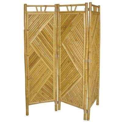 paravent 3 panneaux bambou achat vente paravent bambou soldes d s le 27 juin cdiscount. Black Bedroom Furniture Sets. Home Design Ideas