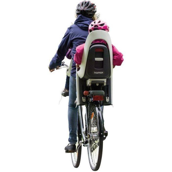 Siège Vélo haut de gamme avec fixation sé