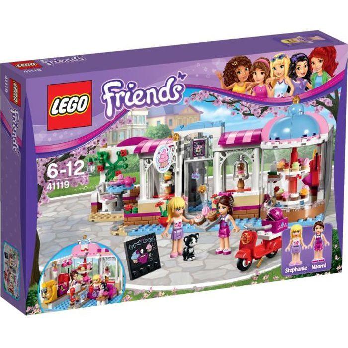 Lego® Friends Cupcake Le Café 41119 City D'heartlake VGSUzMqp