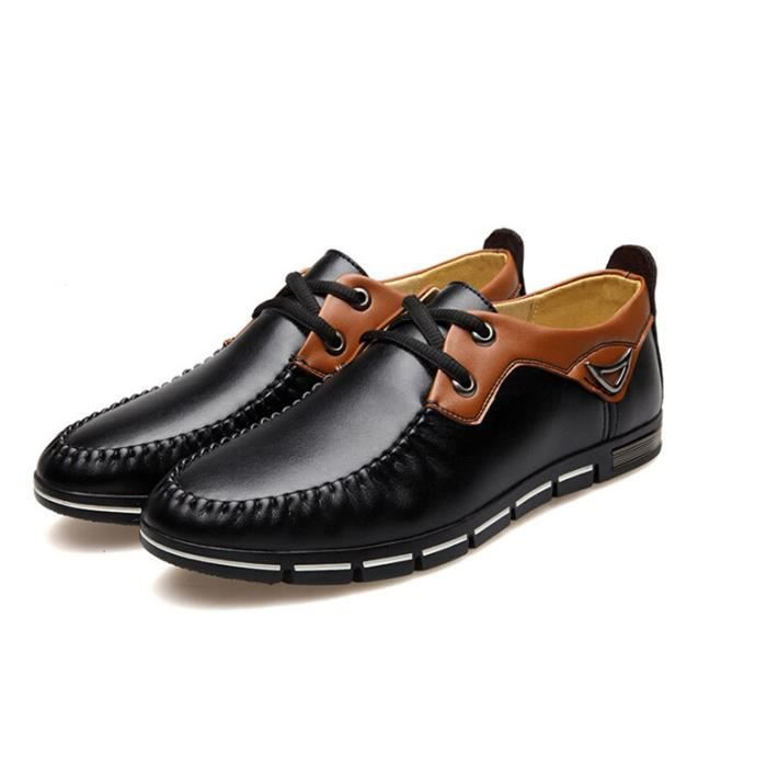 Cuir Homme mocassin chaussures business formel 3kcSnmlpvx