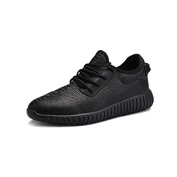 Basket Homme Chaussures De Course Run Masculines Respirante Air Sport Chaussures Lite-2017 Noir kRVVkW