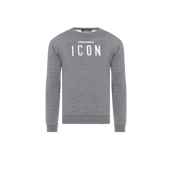 Longues Achat Dsquared2 Manches Homme Anthracite Sweatshirt xw6Zfq1