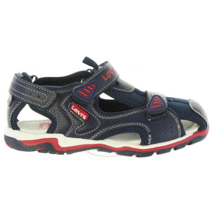 Sandales pour Garçon et Fille LEVIS VMIA0007S LAGUNA 0040 NAVY