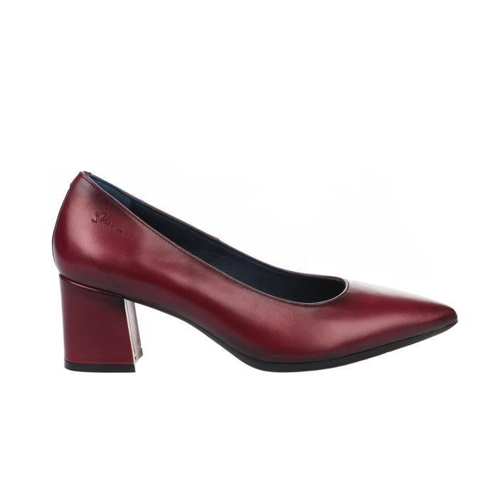 a848d43ae927 Escarpins femme - DORKING - Rouge - 36 Rouge Rouge - Achat   Vente ...