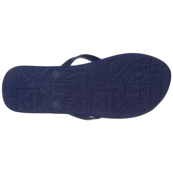 Quiksilver Molokai Maintenez vers le bas Sandal XB8YD Taille-48