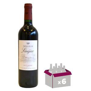 VIN ROUGE Artigues de Sénejac rouge 2011 Haut Médoc - Vin ro
