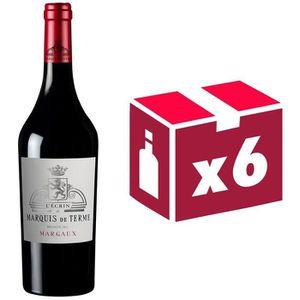 VIN ROUGE L'Ecrin de Marquis de Terme Margaux Second Vin ...