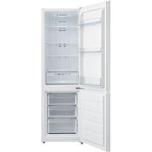 frigo congelateur blanc no frost achat vente pas cher. Black Bedroom Furniture Sets. Home Design Ideas