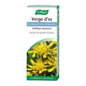 DÉFENSE IMMUNITAIRE Extrait de plantes fraîches Verge d'or (Solidag…