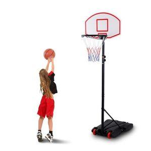PANIER DE BASKET-BALL Panier de basket Portable avec le stand de basketb