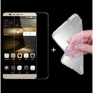 coque huawei mate s silicone