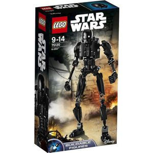 ASSEMBLAGE CONSTRUCTION LEGO® Star Wars™ Rogue One 75120 K-2SO