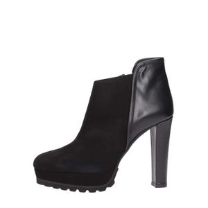 Albano Ankle Boots Femme Black YuhDTh