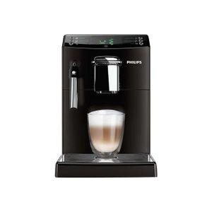 MACHINE À CAFÉ Philips HD8841/01 4000 Serie noir machine automati