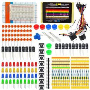 COMPOSANT - ACCESSOIRE Kit de demarrage electronique pour Arduino Resista