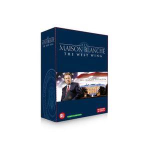 DVD SÉRIE A LA MAISON-BLANCHE S1-7 CSR RPK 2017 /V 42DVD
